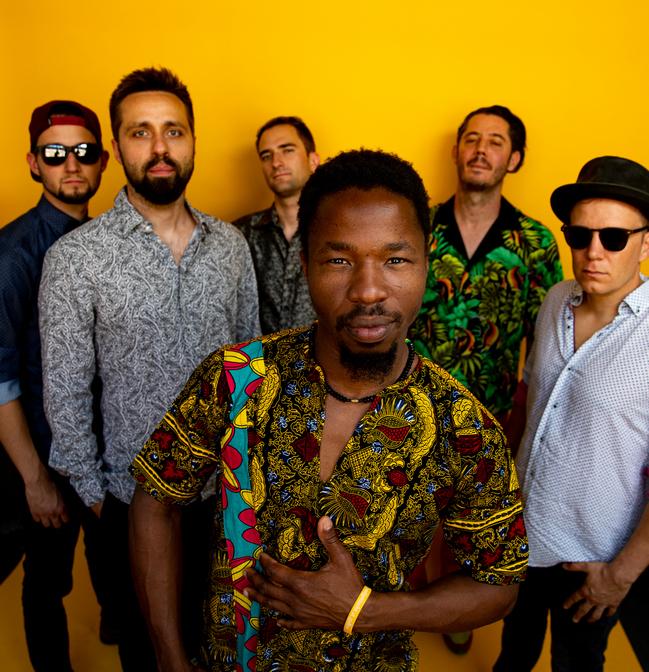 BallaBalla - Afrobeat der dem Jazz zuzwinkert