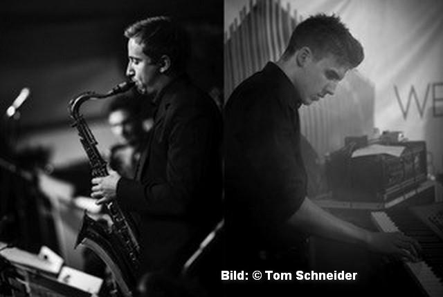 Jan-Peter Itze & Nico Graz - Klavier trifft Saxophon
