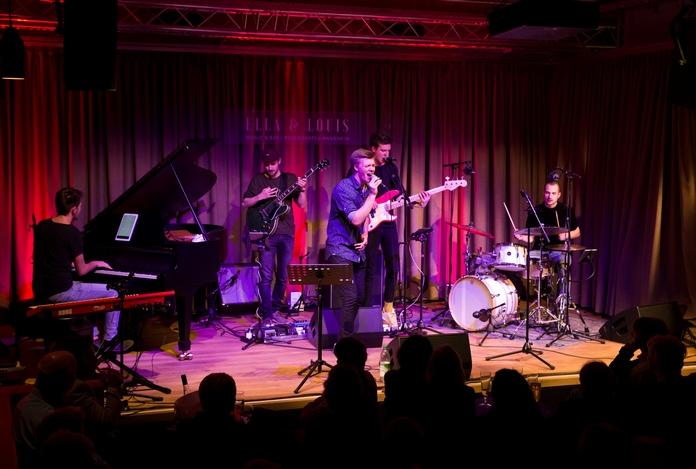 Pascal Blenke Quintett
